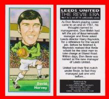 Leeds United David Harvey Scotland 1